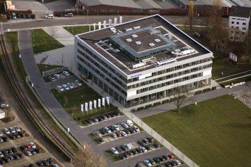 Wesel, Niederrhein Luftbild , Nordrhein-Westfalen, Deutschland, Europa, Foto: Luftbild Hans Blossey, Copyright: hans@blossey.eu, 19.11.2009