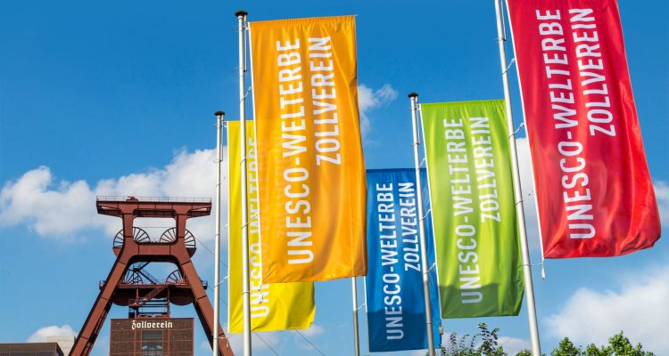 Zeche Zollverein.