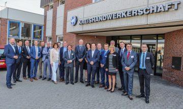 Mit niederländischen Arbeitssuchenden gegen den Fachkräftemangel
