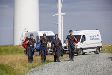 Deutsche Windtechnik expandiert in die Niederlande
