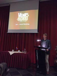 Vincent Pijnenburg Venlolezing
